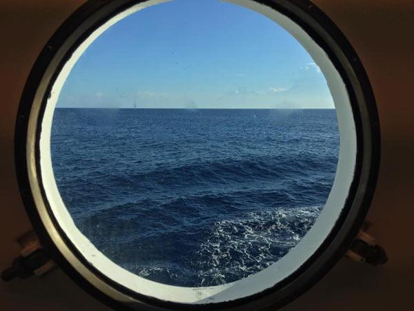 Royal Caribbean Crew Member Reported Overboard
