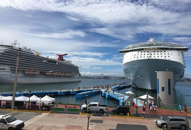 Cruise January 2020.San Juan Puerto Rico Cruise Ships Schedule Jan Jun 2020