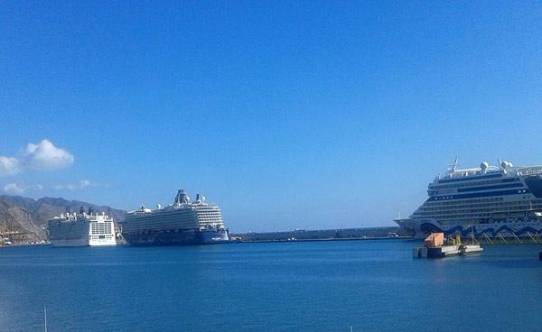 santa cruz tenerife cruise port