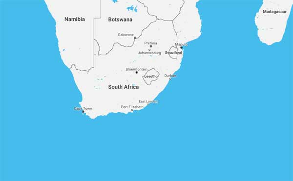 South Africa Cruise Ports Schedules Crew Center - Recruitment agencies for cruise ships in south africa