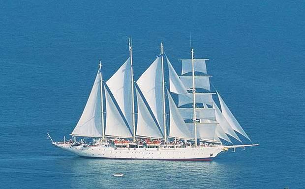Star Clipper Itinerary Crew Center - Star clipper cruises