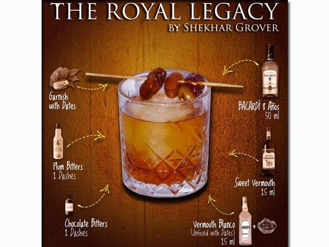 royal caribbean best Cocktail