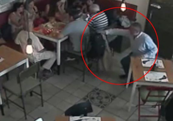Thief Stealing Cruise Ship Passenger Backpack Caught On Video - Cruise ship cam