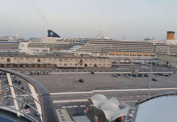 Venice Italy Cruise Ship Arrival Schedule Crew Center - Cruise ships in venice port