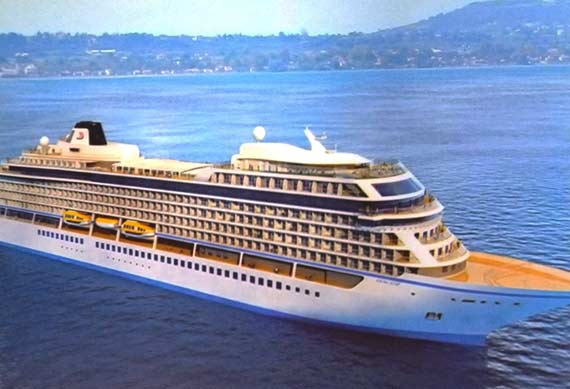 Blogs Page Crew Center - How can cruise ships float