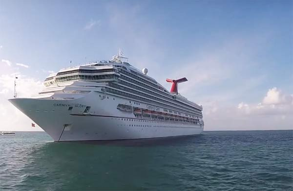 Indian Crew Member Missing from Carnival Glory | Crew Center