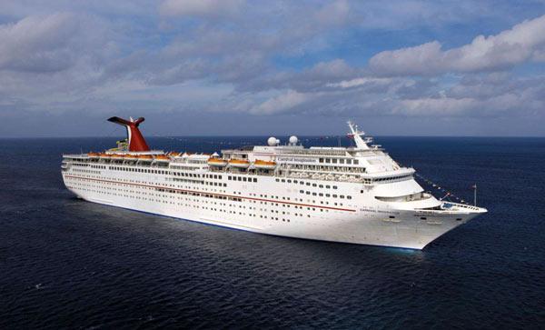 Carnival Imagination Cruise Itinerary