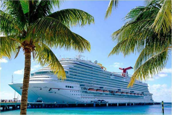 Ccl Carnival Vista Cruise Itinerary And Sailing Calendar 2018 2019 Crew Center