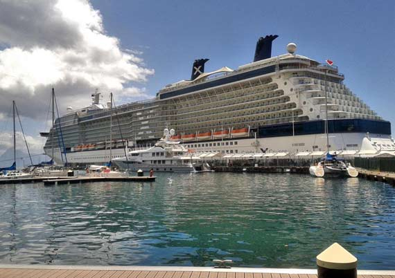 Celebrity Solstice 2019 / 2020 / 2021 Cruise Itinerary and