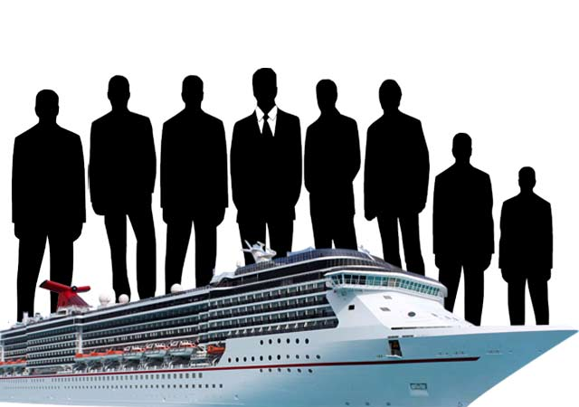 Top 8 Richest People in the Cruise Industry 2018 | Crew Center