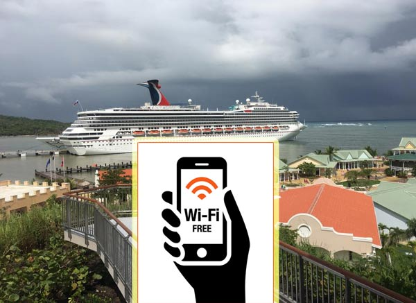 Carnival Cruise Internet >> Hundreds Of Crew Members Fired For Using Free Internet
