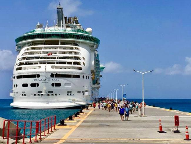 Royal Caribbean Cancels Cruise Ship Arrivals in San Juan ...