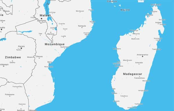 Madagascar Ports Cruise Ships Schedules 2019 Crew Center