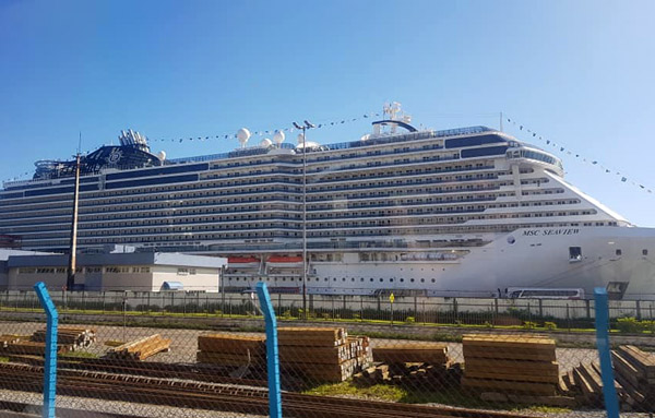 13 Crew Members With Suspected Rubella Virus On MSC ...