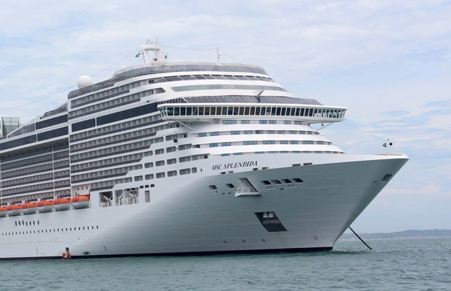 MSC Splendida to Keep the Chinese Crew Onboard | Crew Center