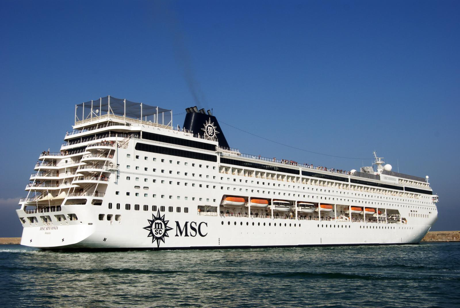 Msc Sinfonia 2019 Cruise Itinerary And Sailing Calendar
