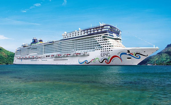 Ncl Norwegian Epic 2018 2019 Cruise Itinerary And