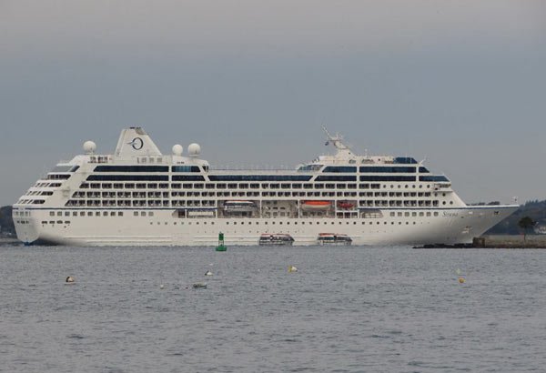 Oceania Sirena 2019 / 2020 / 2021 Cruise Itinerary and