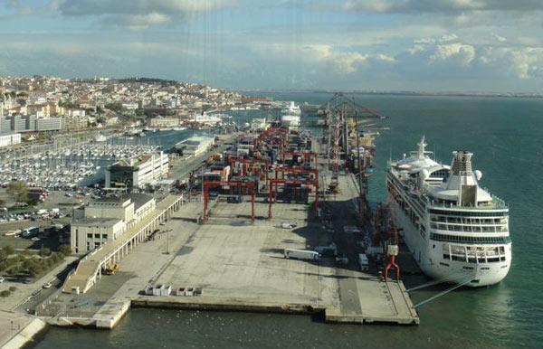 Lisbon Calendar February 2019 Lisbon, Portugal Cruise Ship Schedule 2019   Crew Center