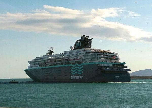 Pullmantur Horizon Cruise Itinerary 2018 2019 And Sailing Calendar Crew Center