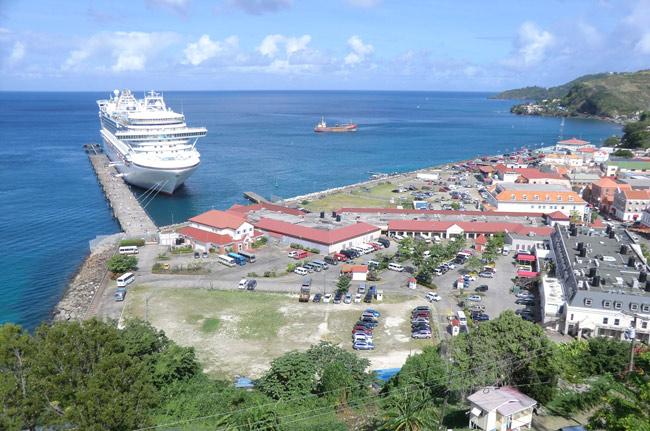 St George's, Grenada Cruise Ship Schedule 2020   Crew Center