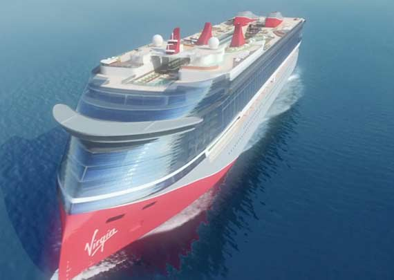Virgin Voyages First Cruise Ship to Set Sail in 2020 | Crew