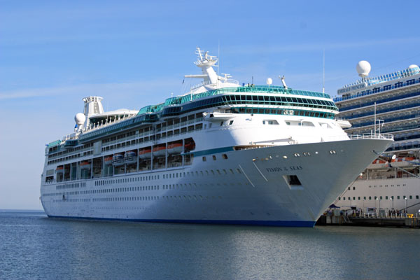 Vision Of The Seas Cruise Itinerary And Sailing Calendar